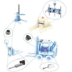 Forklift AGV Components
